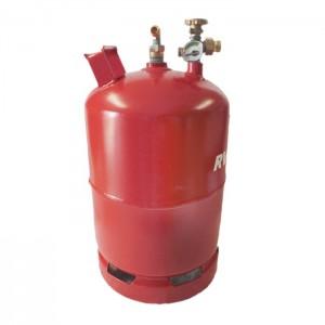 Tankflasche 6kg Stahl