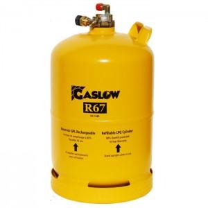 Gaslow Tankflasche 6kg/11kg