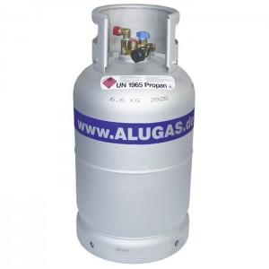 ALUGAS Tankflasche 11kg/14kg